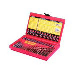 Hanson 35 Piece Screw Extractor / Drill Bit Set