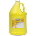 Handy Art Tempera Paint L-Master, 1gal, Yellow