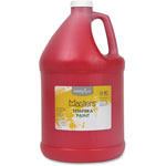 Handy Art Tempera Paint L-Master, 1gal, Red
