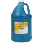 Handy Art Tempera Paint L-Master, 1gal, Turquoise