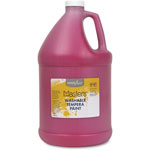 Handy Art Washable Tempera Paint, L-Mast, 1gal., Magenta