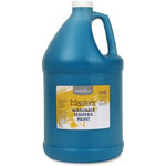 Handy Art Washable Tempera Paint, L-Mast, 1gal., Turquoise