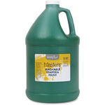 Handy Art Washable Tempera Paint, L-Mast, 1gal., Green