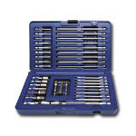 Hanson 34 Piece Quick Change Fastener Bit Set