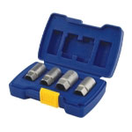 Hanson 4 Piece ThreadChaser Metric Set