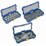 Hanson 41 Piece Metric Tap and Die Set with Self Alignment
