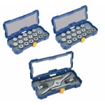 Hanson SAE and Metric Alignment Die Drive Set