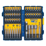 Hanson 47 Piece Torsion Screwdriver Bit Pro Set
