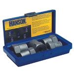 Hanson 5 Piece Lugnut Specialty Set