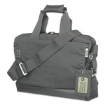 Moleskine myCloud Briefcase, 11 3/4 x 4 1/4 x 16 3/4, Gray