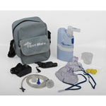 Medline Compact Compressor Portable Nebulizer - Compressor, Nebulizer, Portable, Sportmist