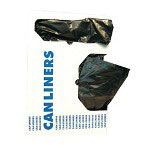 "Heritage Bag Low Density Black Trash Bags, 2 Mil, 40"" X 53"", 5 Packs of 20"