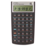 HP 10BII, Financial Calculator, Gray/Silver