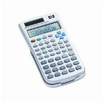 HP 10S Scientific Calculator, (Algebraic, Non Programmable, Dual Power)