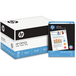 "HP Paper, 20Lb, 92 GE/102 ISO, 8-1/2"" x 11"", 40CT/PL, White"