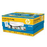 "HP Grab N' Stow Multipurpose Paper, 8 1/2""x11"", White, 22 LB, One Ream"