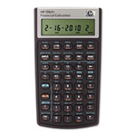 HP® 10bII+ Financial Calculator, 12-Digit LCD