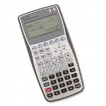 HP 48gII Programmable Graphing Calculator, 131x64 pixels, 128KB, RS232 Port, IRdA