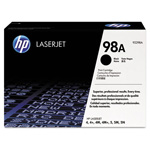HP Black Laser Toner, Model 92298A, 6800 Page Yield