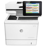 HP Color LaserJet Enterprise Flow MFP M577z, Copy/Fax/Print/Scan