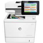 HP Color LaserJet Enterprise Flow MFP M577c, Copy/Fax/Print/Scan