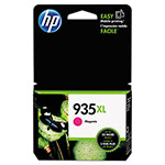 HP C2P25AN (HP 935 XL) High-Yield Ink, 825 Page-Yield, Magenta