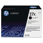 HP Black Laser Toner, Model C4127X, 10000 Page Yield