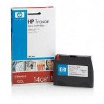 HP Travan Data Tape, TR5 Format, 7GB, 14GB Compressed