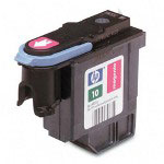 HP 10 Magenta Ink Cartridge ,Model C4802A ,Page Yield 24000