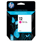 HP 12 Magenta Ink Cartridge ,Model C4805A ,Page Yield 3300