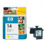 HP C4923A No. 14 Yellow Printhead, 30,000 Pages