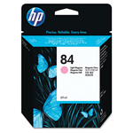 HP 84 Magenta Ink Cartridge ,Model C5018A ,Page Yield 1430