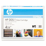 HP Data Tape, 4MM, DDS 1, 90M, 2GB