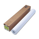 "HP Designjet Bright White Inkjet Bond Paper, 24 lb., 36"" x 300' Roll"