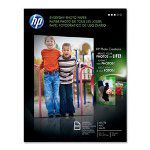 HP Everyday Photo Paper, Matte, 8 1/2 x 11, 100 Sheets/Pack