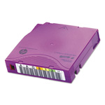 HP LTO-6 Ultrium Cartridge, 6.25TB, Re-Writable, Purple