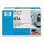 HP 61A Black Toner Cartridge ,Model ,Page Yield 6000