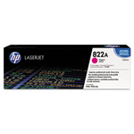 HP 822A Magenta Toner Cartridge, Model C8553A, Page Yield 25000