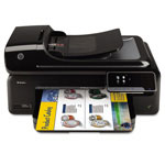 HP 7500A Officejet Inkjet Printer (Copier/Printer/Scanner/Fax)(E910)