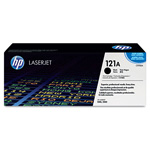 HP 121A Black Toner Cartridge, Model C9700A, Page Yield 5000