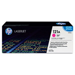 HP 121A Magenta Toner Cartridge, Model C9703A, Page Yield 4000