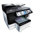 HP 8500 Officejet Pro Inkjet Printer (Copier/Printer/Scanner/Fax)