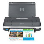 HP H470B Officejet Inkjet Printer