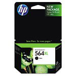 HP 564XL Black Ink Cartridge ,Model CB321WN ,Page Yield 600