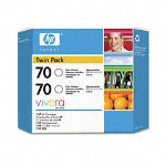 HP 70 Clear Ink Cartridge ,Model CB350A ,Page Yield 8500