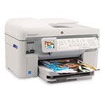 HP C309a Photosmart Premium Inkjet Printer (Copier/Printer/Scanner/Fax)