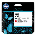 HP 73 Black Inkjet Cartridge, Model CD949A