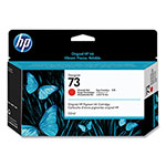 HP 73 Red Inkjet Cartridge, Model CD951A