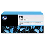 HP 771 Gray Ink Cartridge ,Model CE044A ,Page Yield 6000