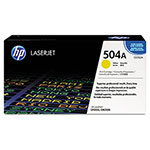 HP 504A Yellow Toner Cartridge ,Model ,Page Yield 800